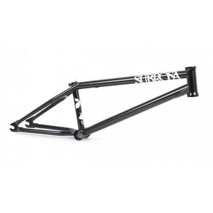 Subrosa Flight Park Frame - Black 20.75""